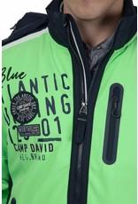 Camp David Softshell Jack Arctic Surf