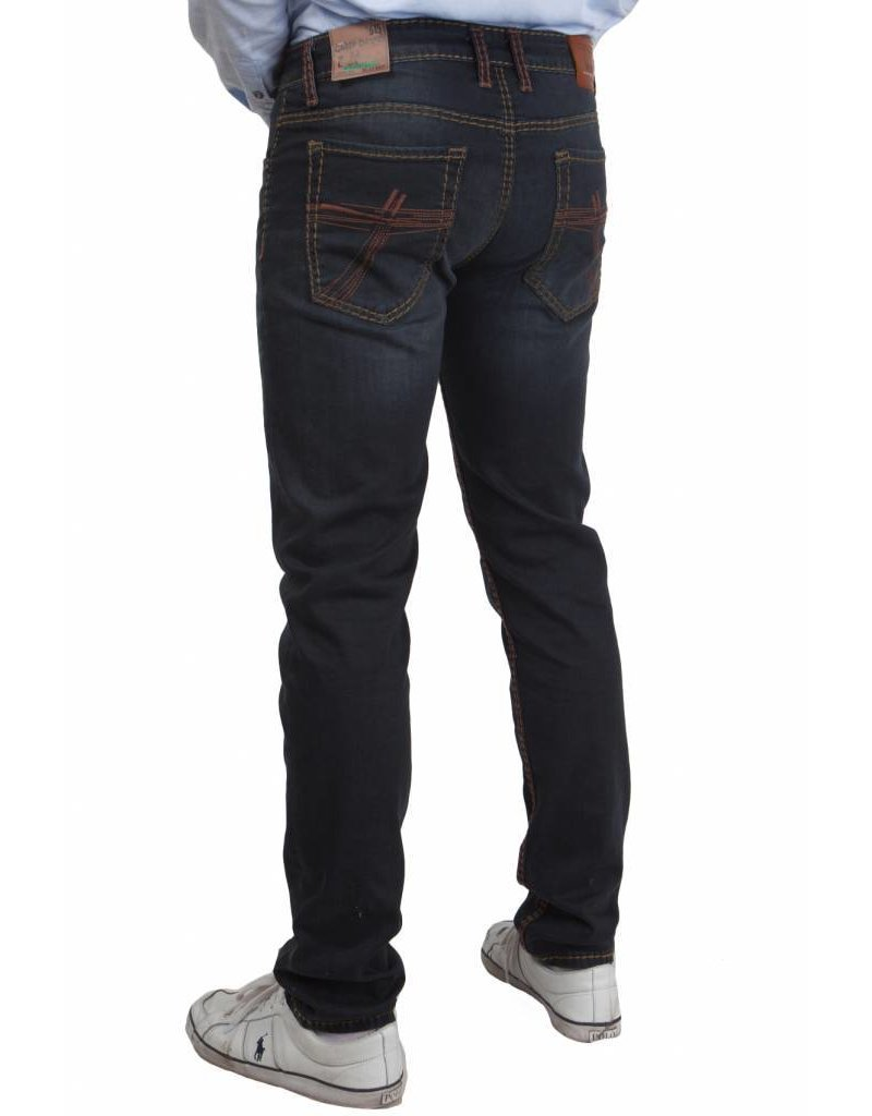 Camp David ® Blue Black Vintage Denim