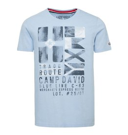 Camp David Camp David ® T-Shirt Cargo Route
