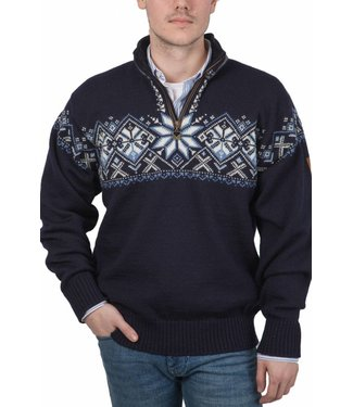 Dale of Norway Dale of Norway ® Pullover Geiranger, Donkerblauw