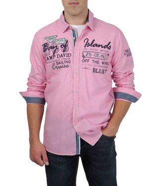 Camp David Camp David ® Shirt Bay of Island