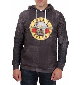 Guns N' Roses Cotton Hoodie