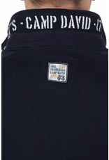 Camp David ® vest Bay of Island, Donkerblauw