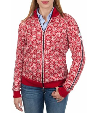 Dale of Norway Dale of Norway ® Frida Dames Vest, rood