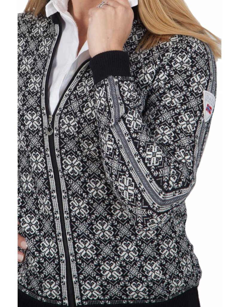 Dale of Norway ® Frida Dames Vest, zwart