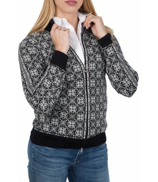 Dale of Norway Dale of Norway ® Frida Dames Vest, zwart