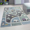 KIDS CITY MULTI PASTEL VLOERKLEED KINDERKAMER
