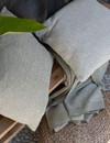 Housse de coussin décoratif Burton