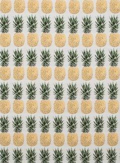 Ananas jacquard
