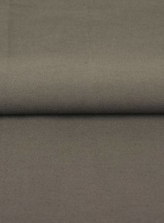 Bruin - canvas katoen