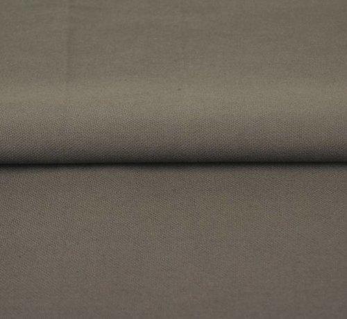 Decostoffen Bruin - canvas katoen