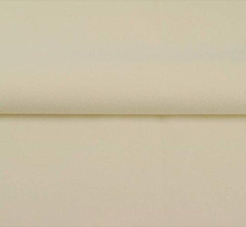 Decostoffen Ecru - canvas katoen