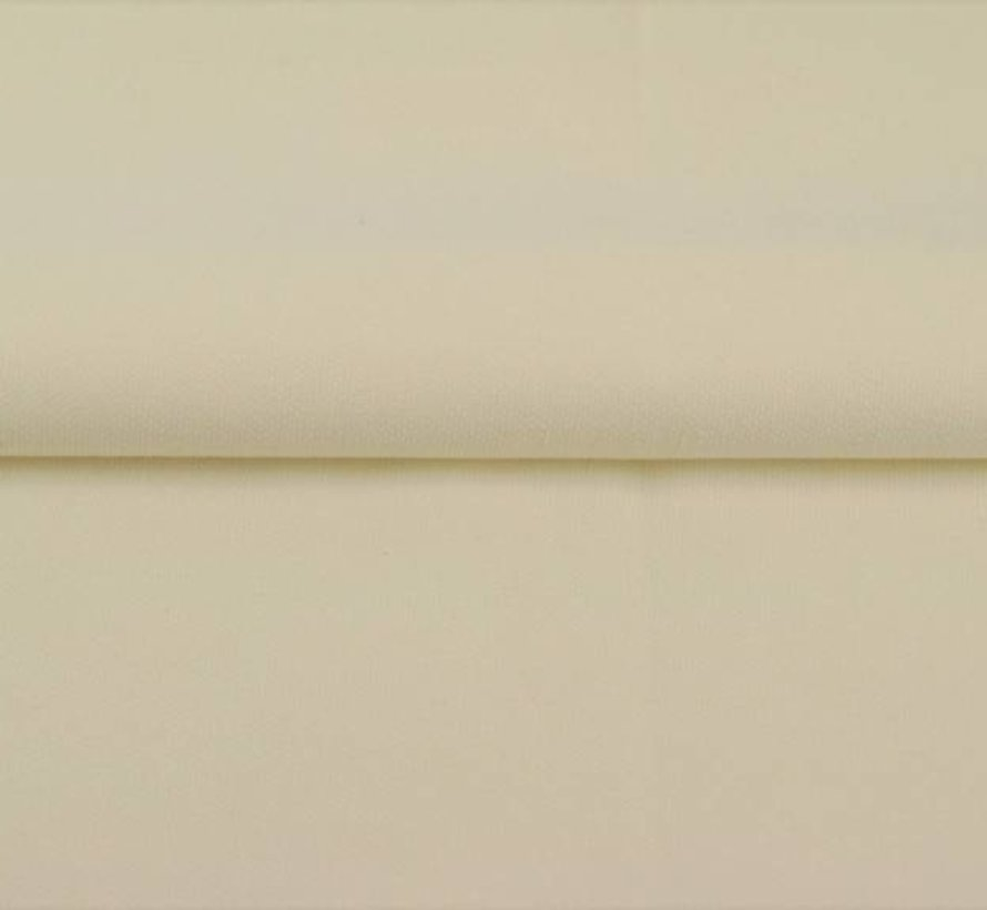 Ecru - canvas katoen