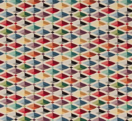Decostoffen Wieber multi color klein - gobelin