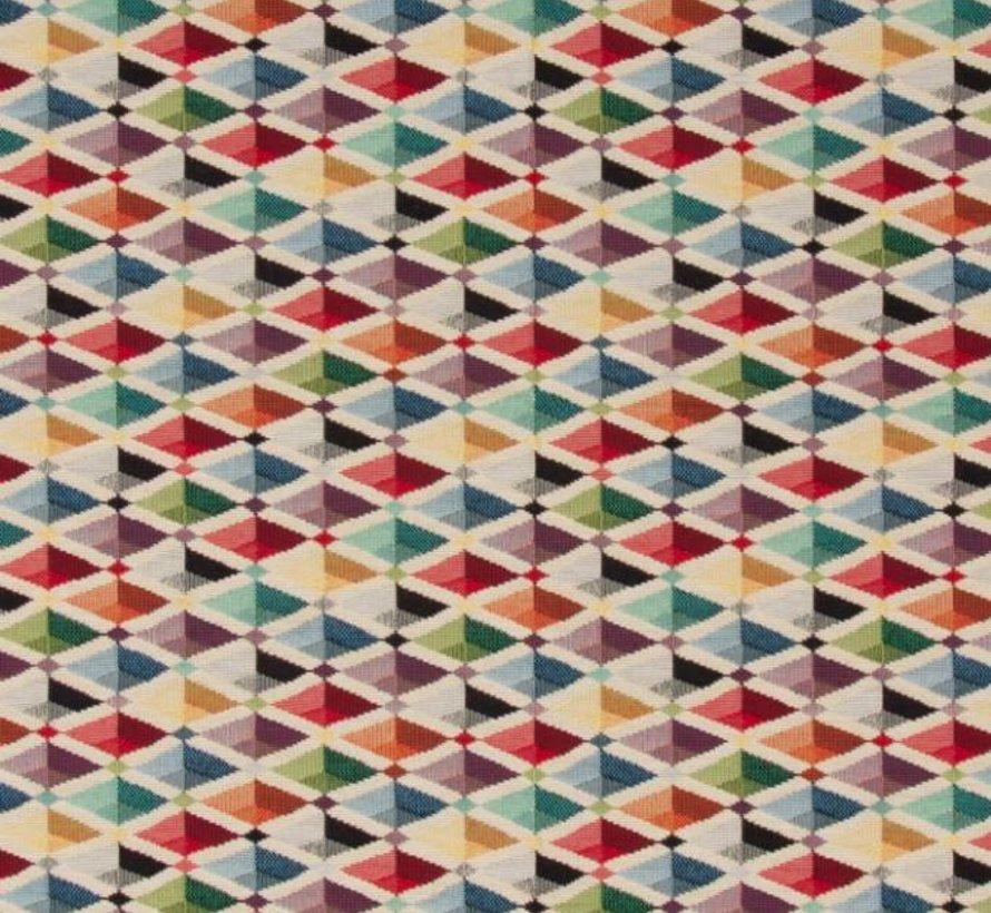 Wieber multi color klein - gobelin