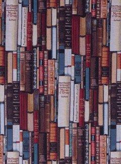 Boekenkast 1 - gobelin