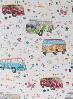 Volkswagen hippie bus jacquard