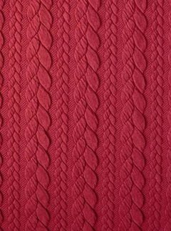 Rood - Tricot kabel