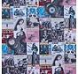 Rock & Roll 01  - jacquard