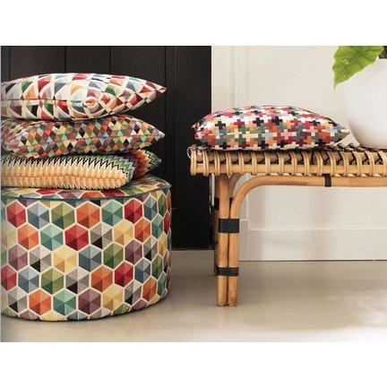 Gobelin stof voor decoratie in huis en meubelbekleding