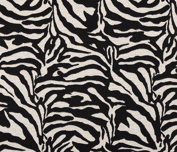 Decostoffen Zebra print - gobelin