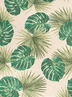 Palmbladeren - gobelin economy