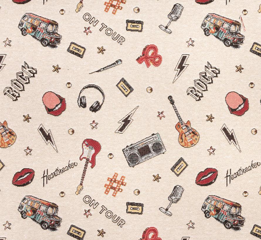 Rock & roll - gobelin