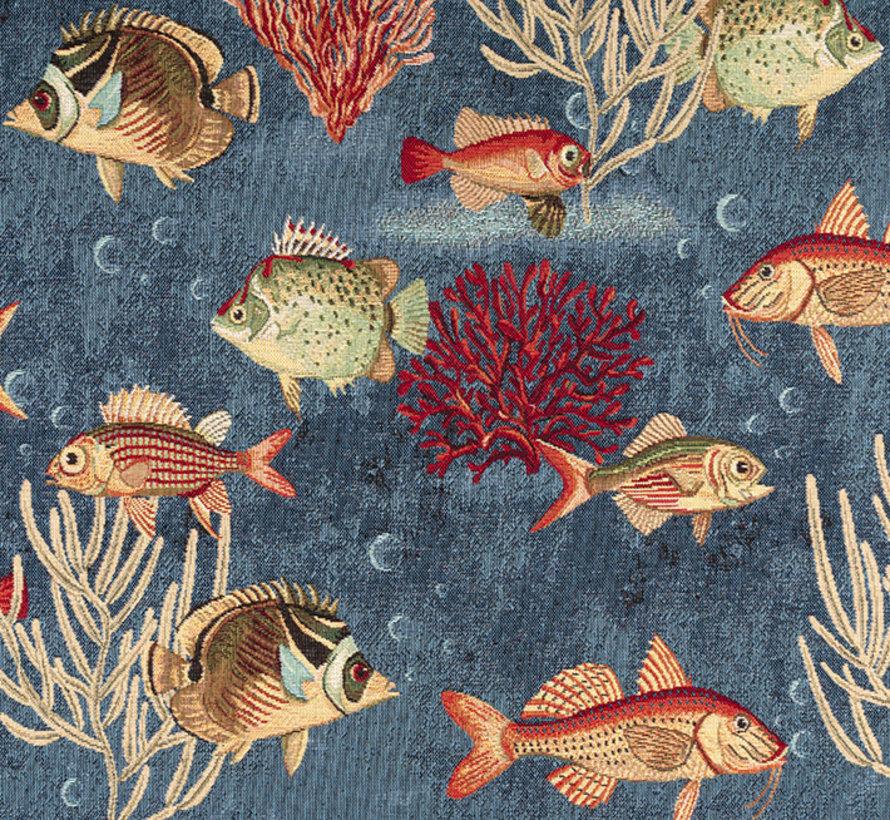 Vissen - gobelin