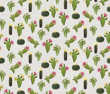 Cactus linnenlook