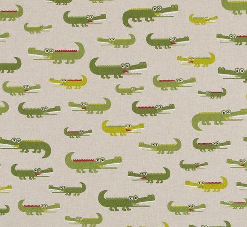 Krokodillen linnenlook