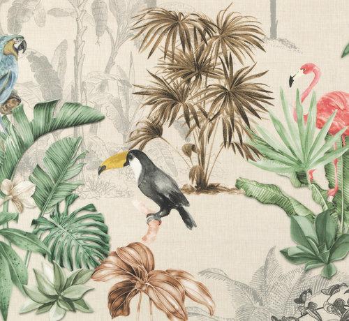 Decostoffen Tropical - outdoor