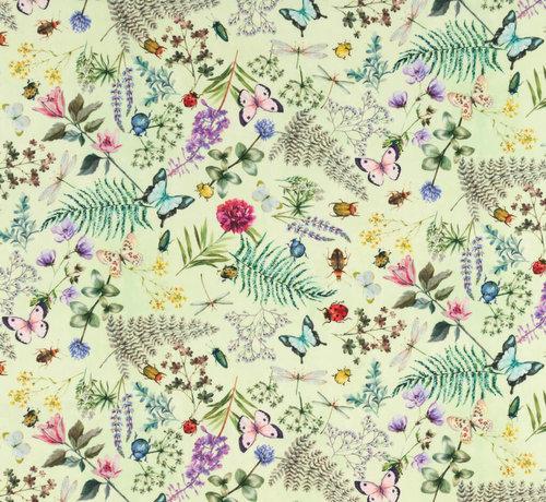 Bloemen & vlinders - outdoor