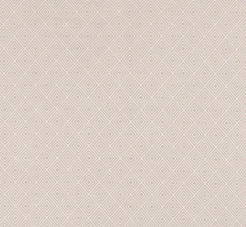 Decostoffen Geometrisch beige - outdoor