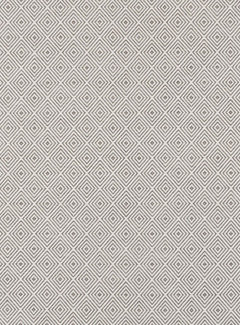 Decostoffen Geometrisch grijs - outdoor