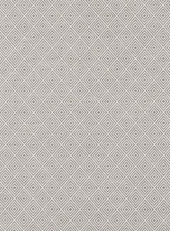 Geometrisch grijs - outdoor
