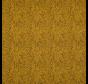 Panterprint okergele tricot stof
