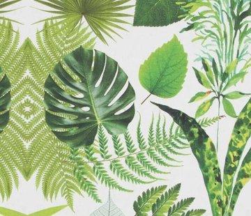 Palmbladeren digitale print