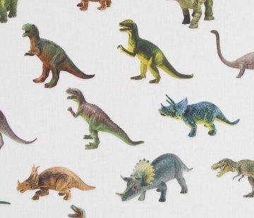 Decostoffen Dinosaurus digitale print