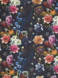 Bloemen patroon digitale print