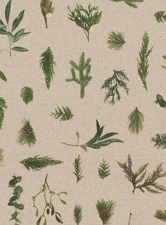 Planten linnenlook