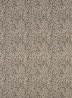 Decostoffen Panterprint sand tricot