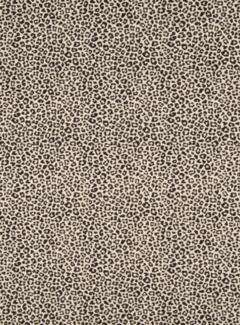 Panterprint sand tricot