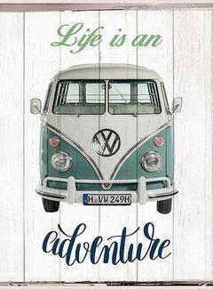 Decostoffen Volkswagen kussenpanel