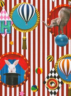 Circus digitale print