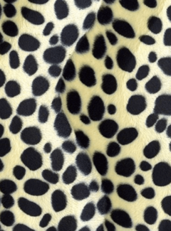 Decostoffen Dalmatiër velboa