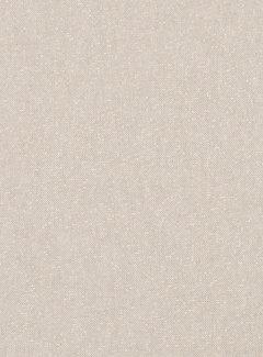 Basic gouden lurex linnenlook
