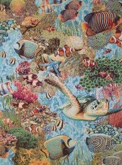 Tropische vissen gobelin
