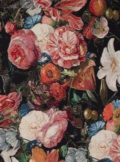 Bloemen & rozen print gobelin