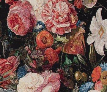 Decostoffen Bloemen & rozen print gobelin