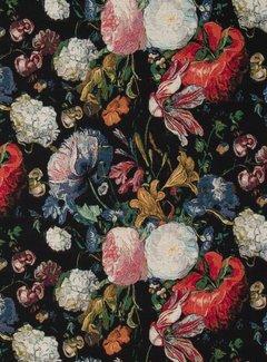 Bloemenmotief gobelin
